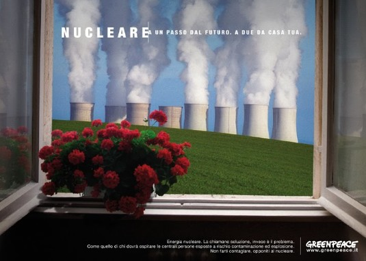 Greenpeace-NO-al-nucleare