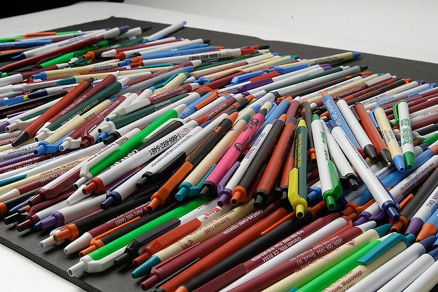 penne ricaricabili