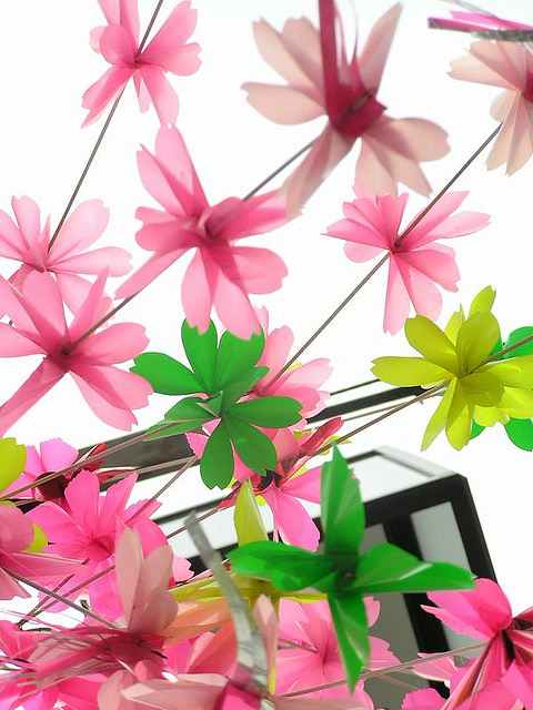 fiori plastica