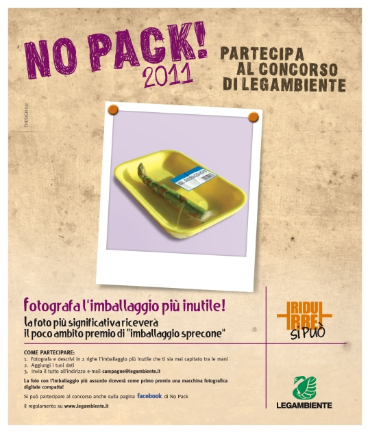 no pack 2011