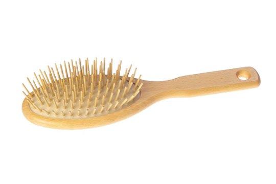 spazzola di legno