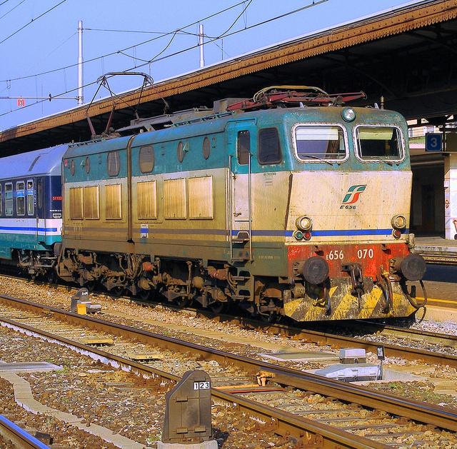 treno malfunzionante