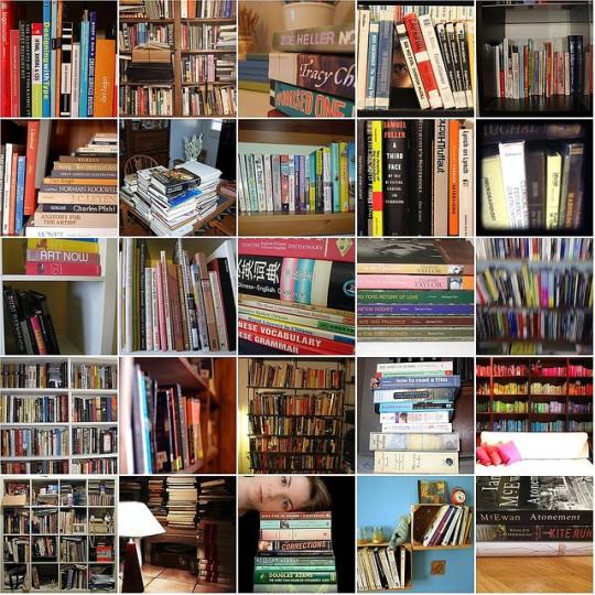 liberarsi dei libri
