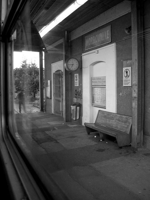 degrado stazioni ferroviarie