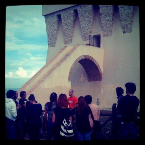 torre mileto, san nicandro