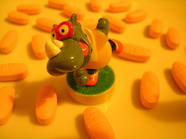 confezione maxi di medicine