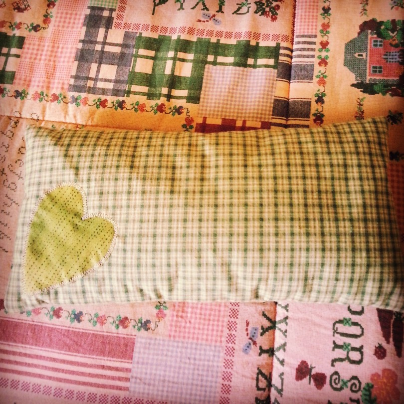 cuscino di erbe