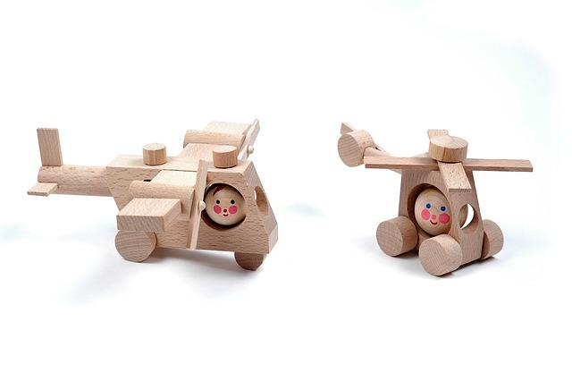 Giocattoli per bambini a cosa prestare attenzione - Juguetes antiguos de madera ...