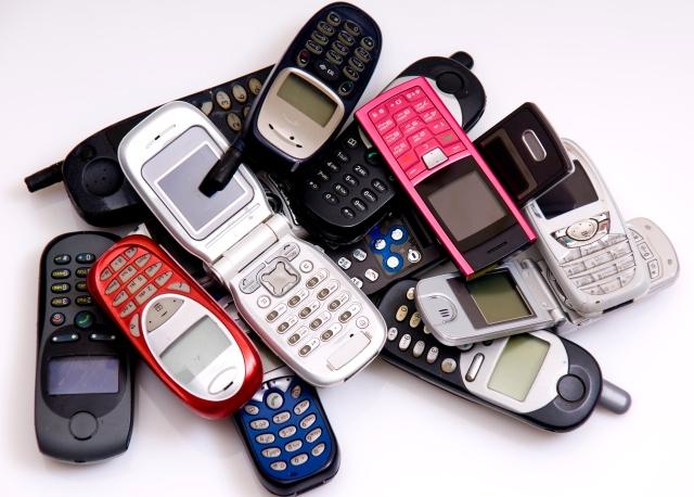 cellulare vecchio